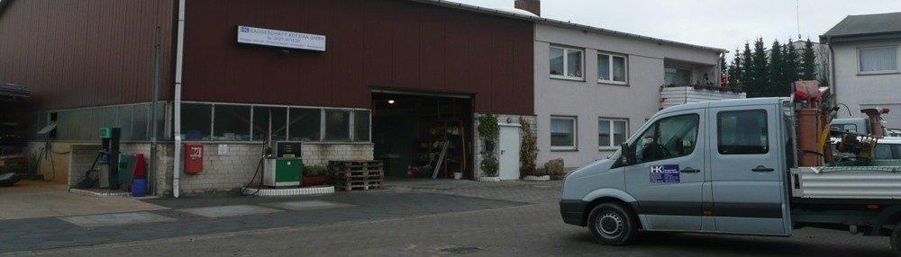Baugeschäft Kotzian – Bielefeld