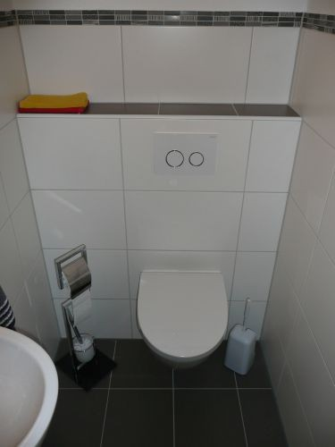 Fliesenarbeiten - Badezimmer